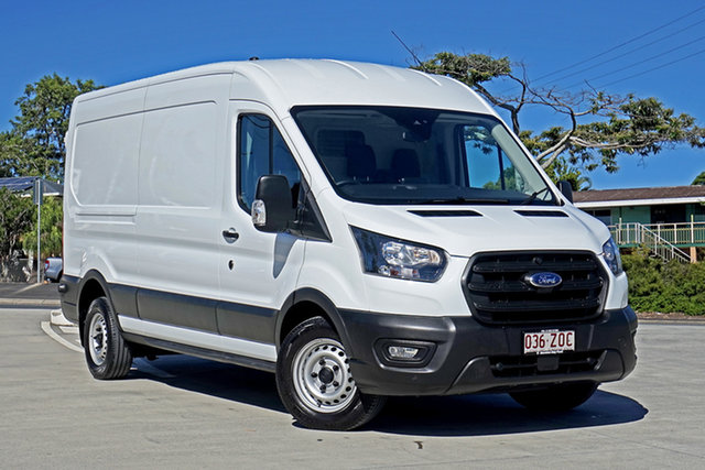 Used Ford Transit VO 2019.75MY 350L (Mid Roof) Capalaba, 2019 Ford Transit VO 2019.75MY 350L (Mid Roof) White 6 Speed Automatic Van