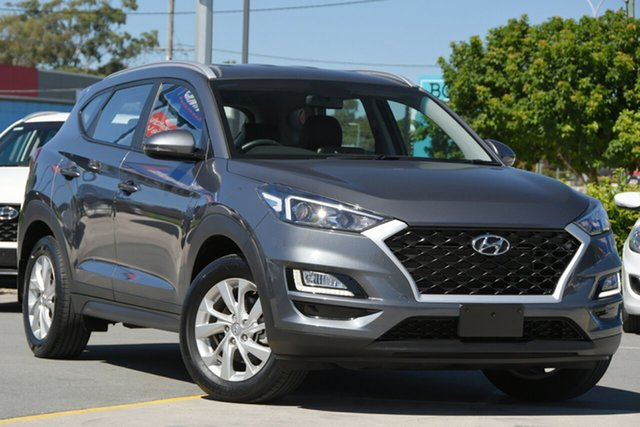 Used Hyundai Tucson TL3 MY19 Active X 2WD Aspley, 2019 Hyundai Tucson TL3 MY19 Active X 2WD Grey 6 Speed Automatic Wagon