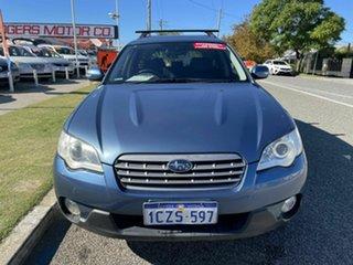 2007 Subaru Outback MY07 2.5i AWD Blue 4 Speed Auto Elec Sportshift Wagon.