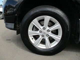 2012 Toyota Kluger GSU40R MY12 KX-R 2WD Black 5 Speed Sports Automatic Wagon.
