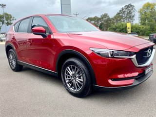 2017 Mazda CX-5 Maxx - Sport Red Sports Automatic Wagon.