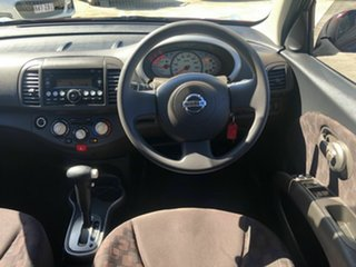 2008 Nissan Micra K12 Red 4 Speed Automatic Hatchback