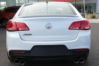 2014 Holden Commodore VF MY14 SS White 6 Speed Sports Automatic Sedan
