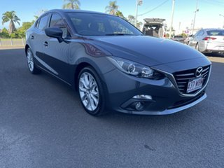 2015 Mazda 3 BM5238 SP25 SKYACTIV-Drive Grey 6 Speed Sports Automatic Sedan