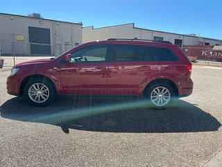 2013 Dodge Journey JC MY13 SXT Red 6 Speed Automatic Wagon