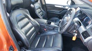 2010 Ford Falcon FG XR6 Ute Super Cab Sunburnt Orange 4 Speed Sports Automatic Utility