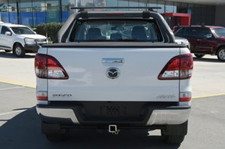 2016 Mazda BT-50 UR0YF1 XTR Freestyle White 6 Speed Sports Automatic Utility