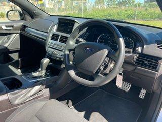 2016 Ford Falcon FG X XR6 Silver 6 Speed Auto Seq Sportshift Utility