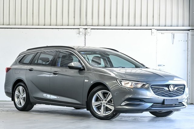 Used Holden Commodore ZB MY18 LT Sportwagon Laverton North, 2018 Holden Commodore ZB MY18 LT Sportwagon Grey 8 Speed Sports Automatic Wagon