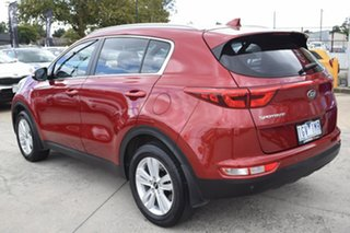 2016 Kia Sportage QL MY16 Si 2WD Red 6 Speed Sports Automatic Wagon
