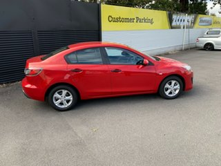 2010 Mazda 3 BL10F1 Neo Activematic Soul Red 5 Speed Sports Automatic Sedan