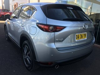 2018 Mazda CX-5 KF Series GT Silver Sports Automatic