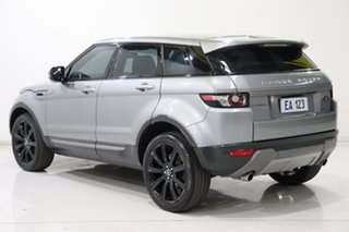 2013 Land Rover Range Rover Evoque L538 MY13 SD4 Coupe CommandShift Pure Silver 6 Speed