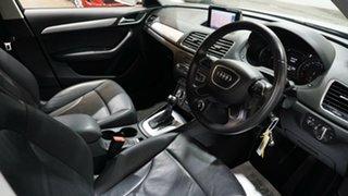 2013 Audi Q3 8U MY14 TDI S Tronic Quattro Silver 7 Speed Sports Automatic Dual Clutch Wagon