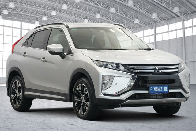 Used Mitsubishi Eclipse Cross YA MY20 Exceed 2WD Victoria Park, 2020 Mitsubishi Eclipse Cross YA MY20 Exceed 2WD Silver 8 Speed Constant Variable Wagon