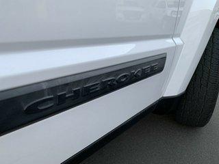 2011 Jeep Cherokee KK MY11 Sport White 4 Speed Automatic Wagon