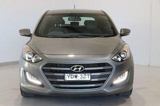 2016 Hyundai i30 GD5 Series II MY17 SR Silver 6 Speed Sports Automatic Hatchback