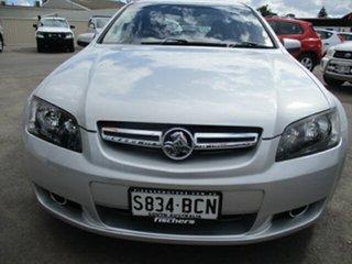 2010 Holden Berlina VE MY10 Silver 6 Speed Sports Automatic Sedan.