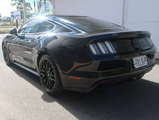 2015 Ford Mustang FM GT Fastback SelectShift Black 6 Speed Sports Automatic Fastback