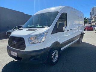 2014 Ford Transit VO MY14.5 350L LWB Mid Roof White 6 Speed Manual Van