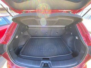 2016 Nissan Qashqai J11 TL Burgundy 1 Speed Constant Variable Wagon