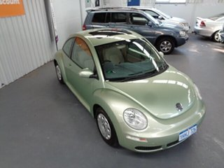 2006 Volkswagen Beetle 9C MY2006 Miami Coupe Green 4 Speed Automatic Liftback