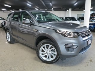 2017 Land Rover Discovery Sport L550 18MY TD4 110kW SE Grey 9 Speed Sports Automatic Wagon.