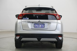 2018 Mitsubishi Eclipse Cross YA MY18 Exceed 2WD Sterling Silver 8 Speed Constant Variable Wagon