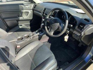 2007 Subaru Outback MY07 2.5i AWD Blue 4 Speed Auto Elec Sportshift Wagon