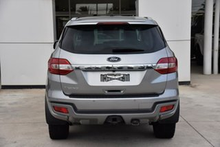 2018 Ford Everest UA II 2019.00MY Trend Silver 10 Speed Sports Automatic SUV