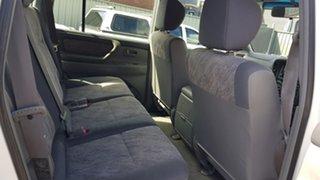 1999 Toyota Landcruiser FZJ105R GXL (4x4) 4 Speed Automatic 4x4 Wagon