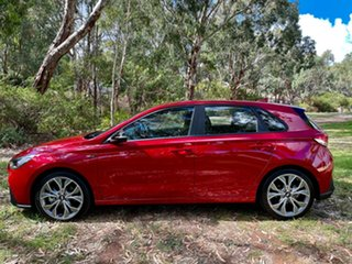 2019 Hyundai i30 PD.3 MY19 N Line Firey Red 6 Speed Manual Hatchback.