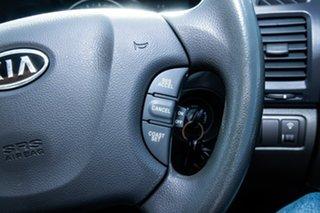 2010 Kia Grand Carnival VQ EXE Silver 5 Speed Sports Automatic Wagon