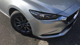 2021 Mazda 6 GL1033 Sport SKYACTIV-Drive Sonic Silver 6 Speed Sports Automatic Sedan.
