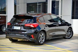2019 Ford Focus SA 2020.25MY ST-Line Black 8 Speed Automatic Hatchback