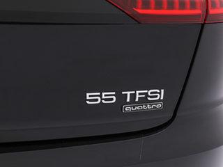 2019 Audi Q8 4M MY19 55 TFSI Quattro Mhev Black 8 Speed Automatic Tiptronic Wagon