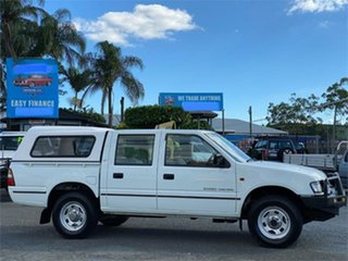 1999 Holden Rodeo TF R9 LX White 5 Speed Manual Utility