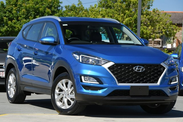 Used Hyundai Tucson TL3 MY19 Active X 2WD Aspley, 2019 Hyundai Tucson TL3 MY19 Active X 2WD Blue 6 Speed Automatic Wagon