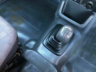 2005 Mitsubishi Triton MK MY05 GL 4x2 White 5 Speed Manual Cab Chassis