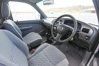 2003 Mazda Bravo B2500 DX White 5 Speed Manual Cab Chassis
