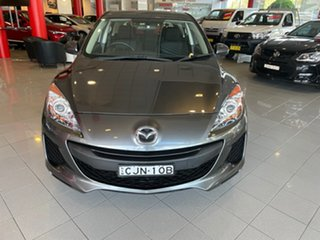 2012 Mazda 3 BL10F2 Neo Grey 6 Speed Manual Hatchback.