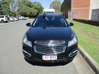 2016 Holden Cruze JH Series II MY16 Z-Series Black 6 Speed Sports Automatic Hatchback.