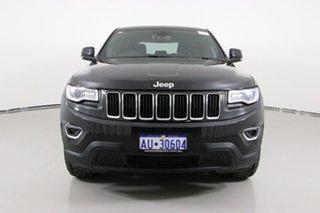 2014 Jeep Grand Cherokee WK MY14 Laredo (4x4) Black 8 Speed Automatic Wagon.