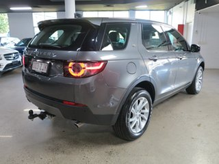 2017 Land Rover Discovery Sport L550 18MY TD4 110kW SE Grey 9 Speed Sports Automatic Wagon