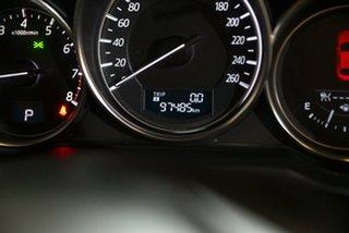 2016 Mazda 6 GJ1032 Atenza SKYACTIV-Drive Grey 6 Speed Sports Automatic Sedan