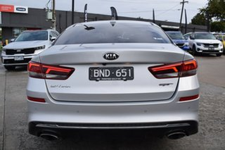 2019 Kia Optima JF MY20 GT Silky Silver 6 Speed Sports Automatic Sedan