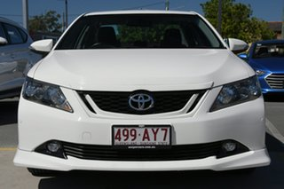 2016 Toyota Aurion GSV50R Sportivo White 6 Speed Sports Automatic Sedan