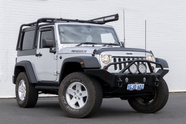 Used Jeep Wrangler JK MY2010 Sport Bunbury, 2010 Jeep Wrangler JK MY2010 Sport 4 Speed Automatic Softtop