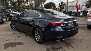 2019 Mazda 6 GL1033 Touring SKYACTIV-Drive Blue 6 Speed Sports Automatic Sedan.
