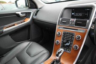 2016 Volvo XC60 DZ MY16 T5 Geartronic Luxury White 8 Speed Sports Automatic Wagon